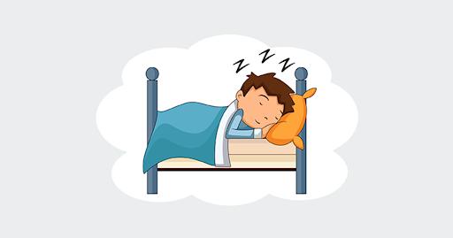 sono infantil como melhorar?